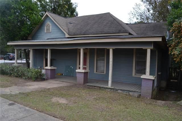 112 Hill Street, Lagrange, GA 30241 (MLS #6811300) :: North Atlanta Home Team