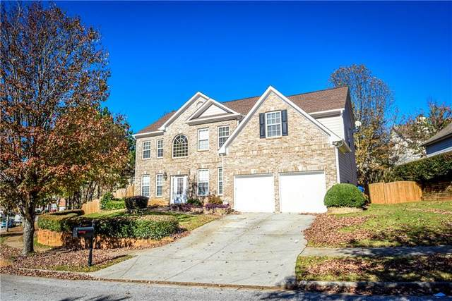 1683 Broomfield Way, Lawrenceville, GA 30044 (MLS #6811304) :: North Atlanta Home Team