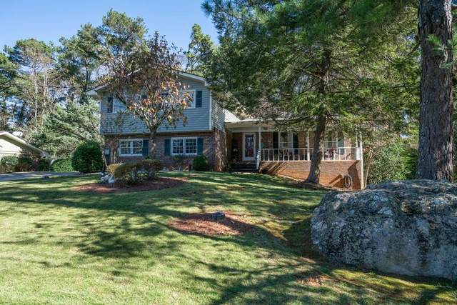 512 Stonemont Drive, Stone Mountain, GA 30087 (MLS #6811312) :: North Atlanta Home Team