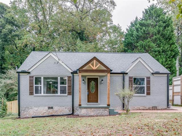 1866 Glendale Drive, Decatur, GA 30032 (MLS #6811346) :: RE/MAX Prestige