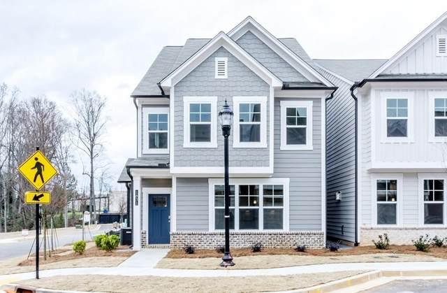 803 Belrose Drive #28, Smyrna, GA 30080 (MLS #6811355) :: North Atlanta Home Team