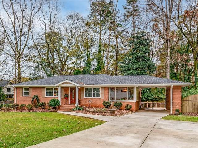 2675 E. Mckinnon Drive, Decatur, GA 30030 (MLS #6811404) :: KELLY+CO