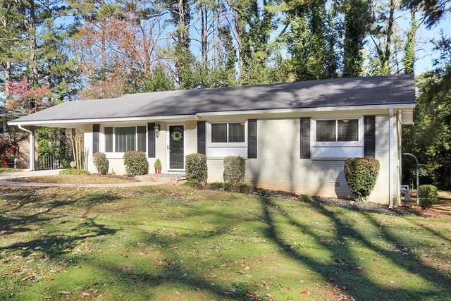 2516 Asbury Court, Decatur, GA 30033 (MLS #6811407) :: Lakeshore Real Estate Inc.