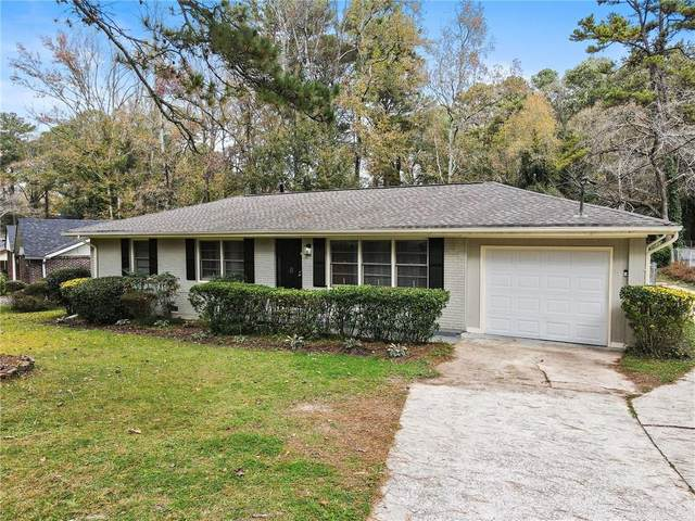 2741 Ben Hill Road, East Point, GA 30344 (MLS #6811428) :: RE/MAX Prestige