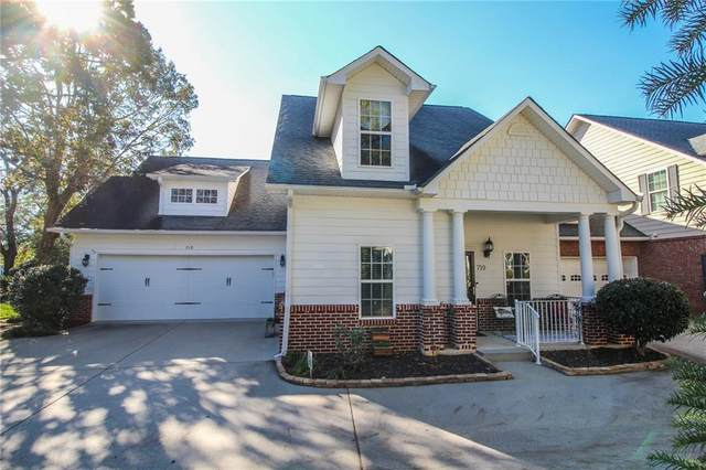 719 Park Street, Gainesville, GA 30501 (MLS #6811440) :: The Heyl Group at Keller Williams