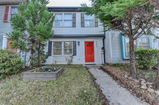883 Regal Path Lane, Decatur, GA 30030 (MLS #6811444) :: Lakeshore Real Estate Inc.