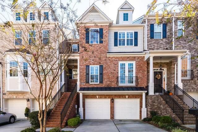 3008 Woodwalk Drive SE #16, Atlanta, GA 30339 (MLS #6811468) :: The Hinsons - Mike Hinson & Harriet Hinson
