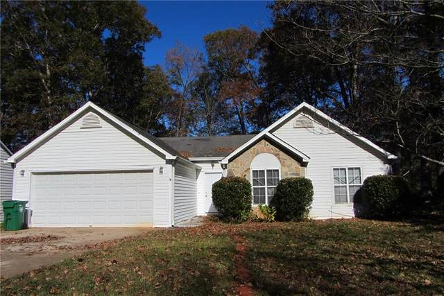 1604 Canberra Drive, Stone Mountain, GA 30088 (MLS #6811484) :: Tonda Booker Real Estate Sales