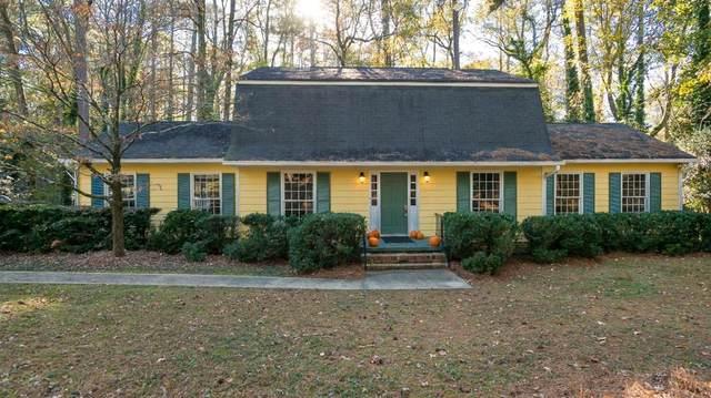 2264 Oxbow Circle, Smoke Rise, GA 30087 (MLS #6811487) :: North Atlanta Home Team
