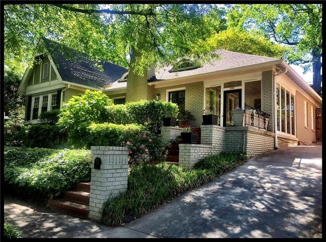 1159 NE Saint Louis Place NE, Atlanta, GA 30306 (MLS #6811499) :: Oliver & Associates Realty