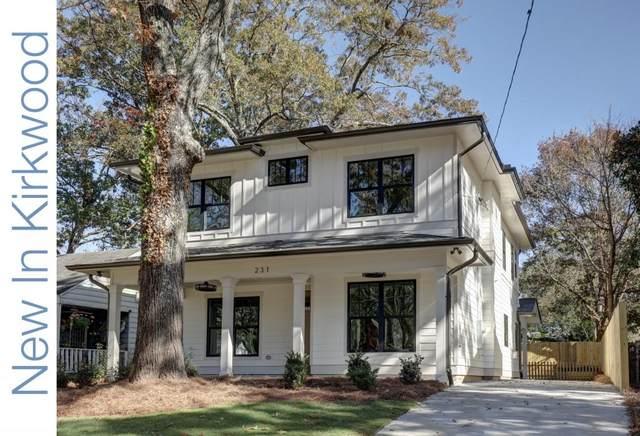 231 Sisson Avenue NE, Atlanta, GA 30317 (MLS #6811504) :: AlpharettaZen Expert Home Advisors