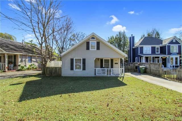 439 SE Atlanta Ave, Atlanta, GA 30315 (MLS #6811517) :: The Residence Experts