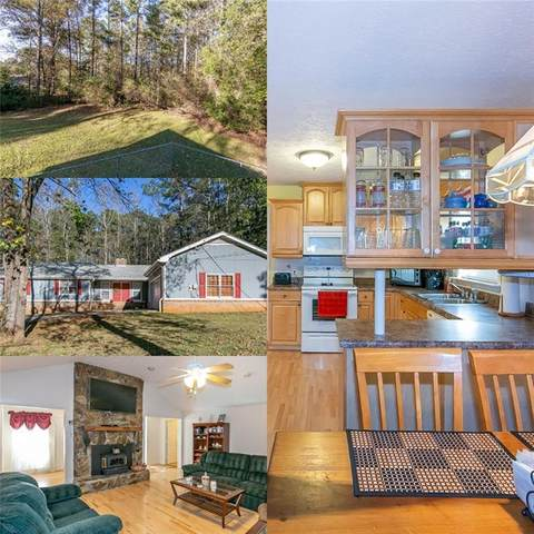347 Buckingham Drive, Conyers, GA 30094 (MLS #6811521) :: North Atlanta Home Team