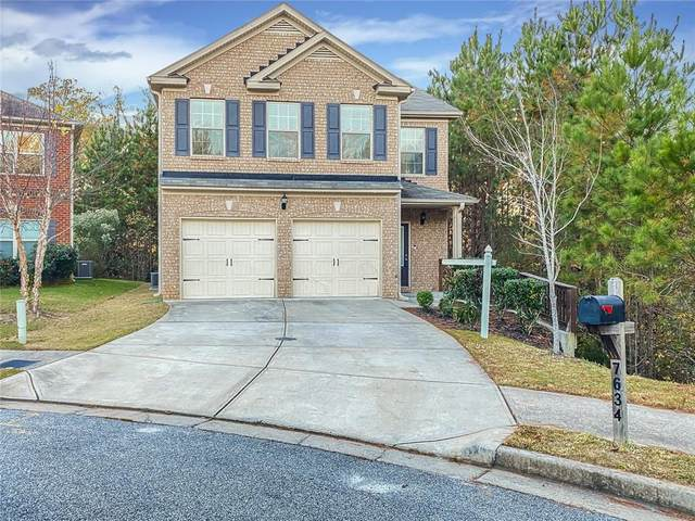 7634 Absinth Drive, Atlanta, GA 30349 (MLS #6811547) :: North Atlanta Home Team