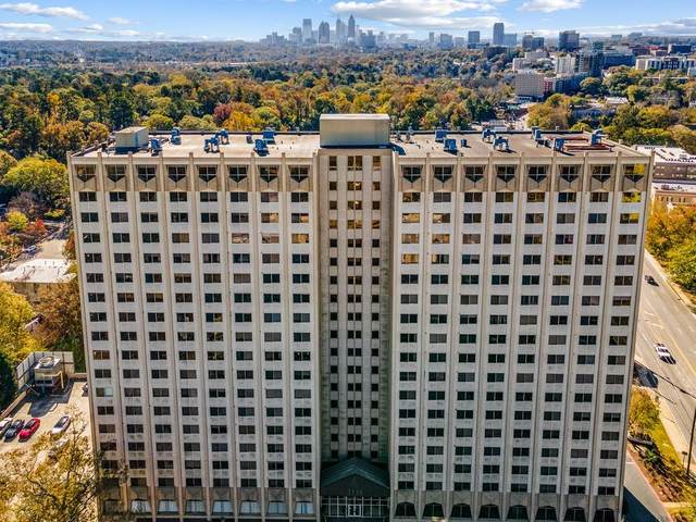 2479 Peachtree Road NE #1207, Atlanta, GA 30305 (MLS #6811556) :: Dillard and Company Realty Group
