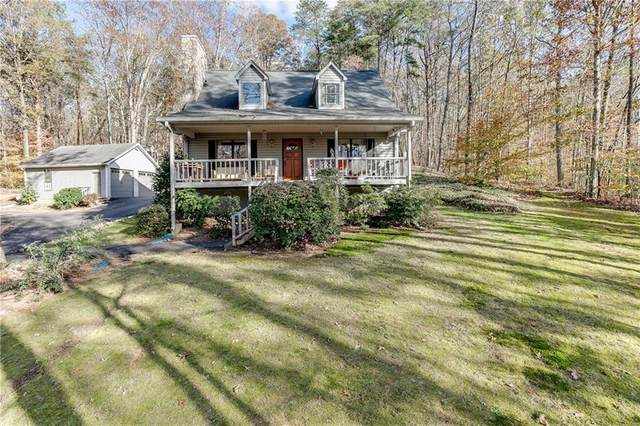 2590 Bettis Tribble Gap Road, Cumming, GA 30040 (MLS #6811611) :: North Atlanta Home Team