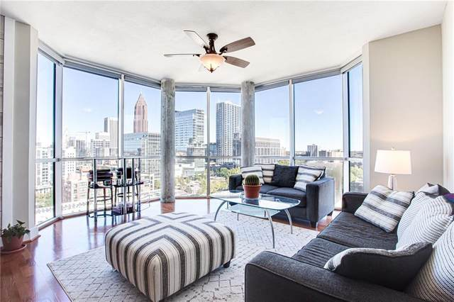 285 Centennial Olympic Park Drive NW #1405, Atlanta, GA 30313 (MLS #6811616) :: The Heyl Group at Keller Williams