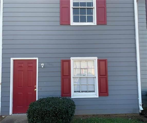 2671 Evans Mill Drive, Lithonia, GA 30058 (MLS #6811619) :: Path & Post Real Estate