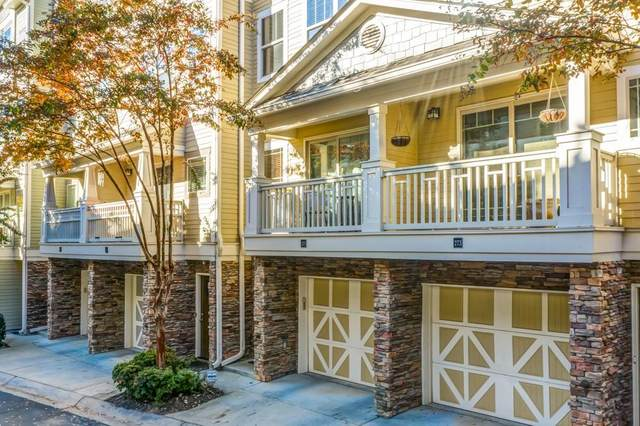 221 Semel Circle NW #271, Atlanta, GA 30309 (MLS #6811622) :: Path & Post Real Estate