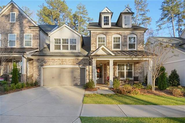 123 Calder Drive, Alpharetta, GA 30009 (MLS #6811625) :: North Atlanta Home Team