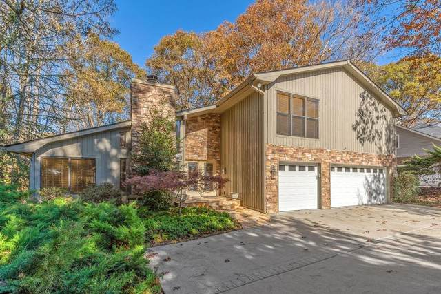 1810 Branch Valley Drive, Roswell, GA 30076 (MLS #6811637) :: Dillard and Company Realty Group