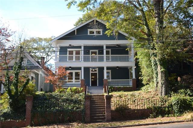 481 Cherokee Avenue SE, Atlanta, GA 30312 (MLS #6811648) :: The Hinsons - Mike Hinson & Harriet Hinson