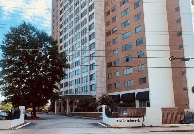 215 Piedmont Avenue NE #802, Atlanta, GA 30303 (MLS #6811655) :: Path & Post Real Estate
