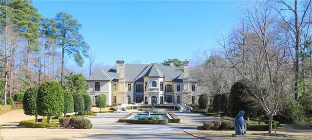 4499 Garmon Road NW, Atlanta, GA 30327 (MLS #6811661) :: Keller Williams Realty Atlanta Classic