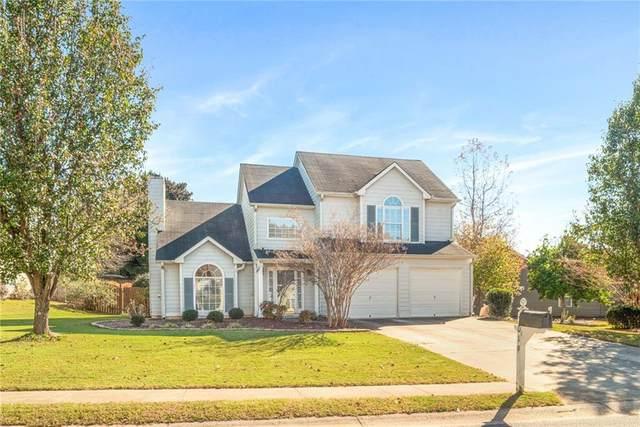 3019 Lake Park Trail, Acworth, GA 30101 (MLS #6811665) :: North Atlanta Home Team