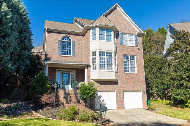945 Wescott Lane NE, Brookhaven, GA 30319 (MLS #6811673) :: The Justin Landis Group