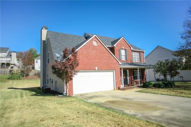 2606 Sumpter Trail, Conyers, GA 30012 (MLS #6811677) :: Keller Williams Realty Atlanta Classic