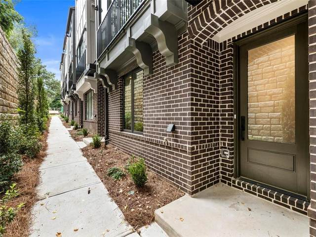 49 Krog Street #19, Atlanta, GA 30307 (MLS #6811721) :: Kennesaw Life Real Estate