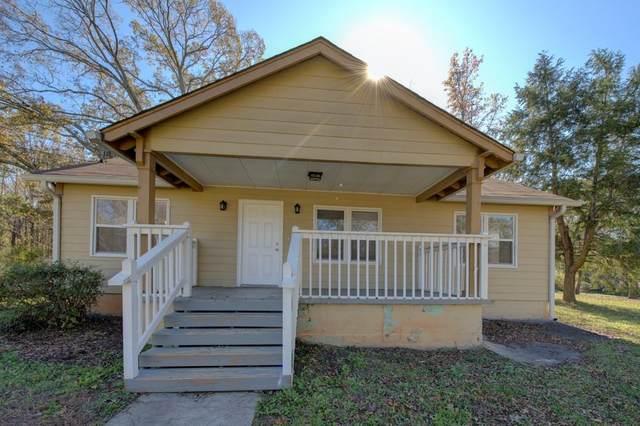 5969 Rockbridge Road, Stone Mountain, GA 30087 (MLS #6811762) :: Path & Post Real Estate