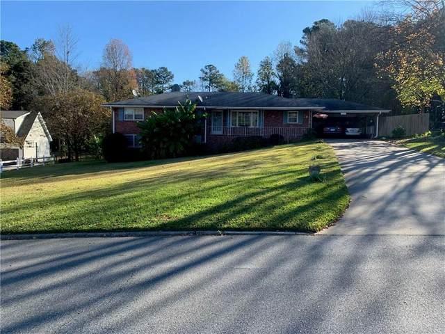 1396 Siesta Lane, Marietta, GA 30062 (MLS #6811771) :: AlpharettaZen Expert Home Advisors