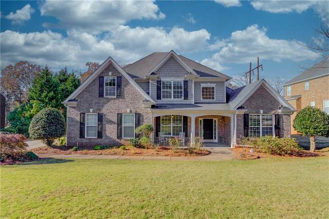 200 Carriage Station Drive, Lawrenceville, GA 30046 (MLS #6811792) :: The Cowan Connection Team