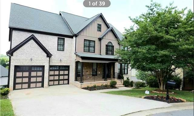 3306 Chastain Ridge Drive, Marietta, GA 30066 (MLS #6811806) :: Kennesaw Life Real Estate