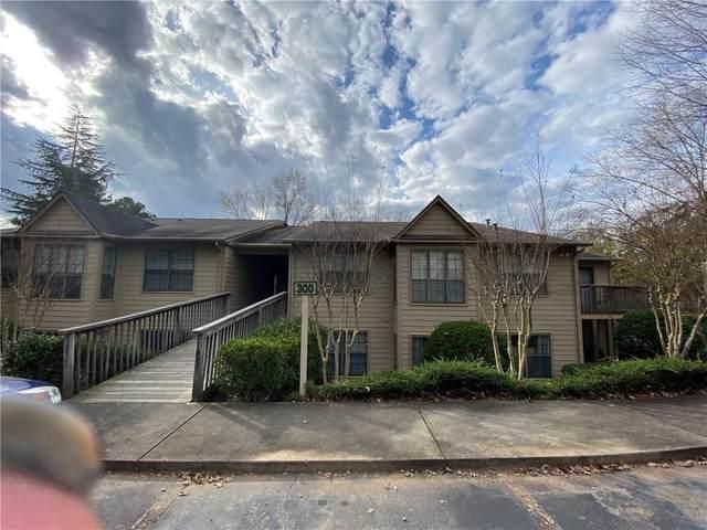 2235 Old Hamilton Place #300D, Gainesville, GA 30507 (MLS #6811836) :: North Atlanta Home Team
