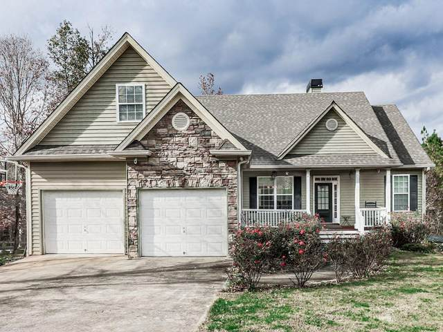 204 Oakleaf Trail, Ball Ground, GA 30107 (MLS #6811841) :: Path & Post Real Estate