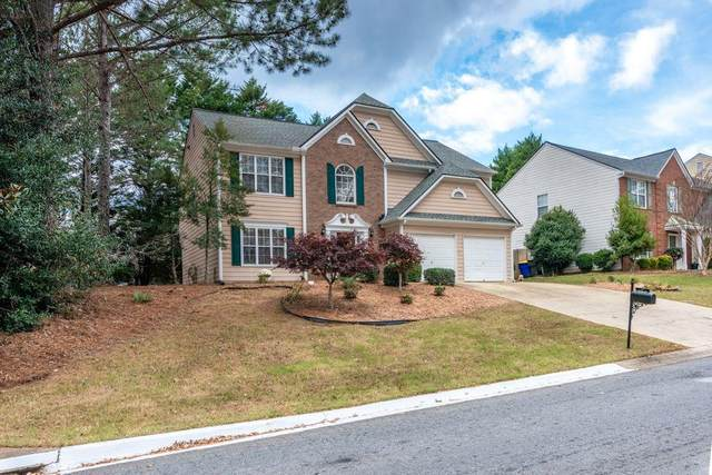 4211 Highcroft Main NW, Kennesaw, GA 30144 (MLS #6811863) :: North Atlanta Home Team