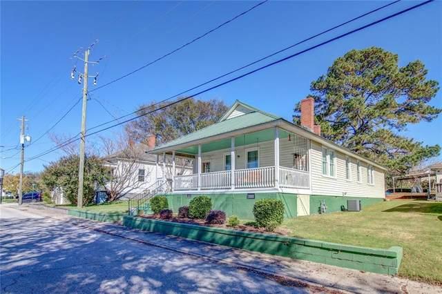 7 E Palmetto Street, Porterdale, GA 30014 (MLS #6811870) :: North Atlanta Home Team