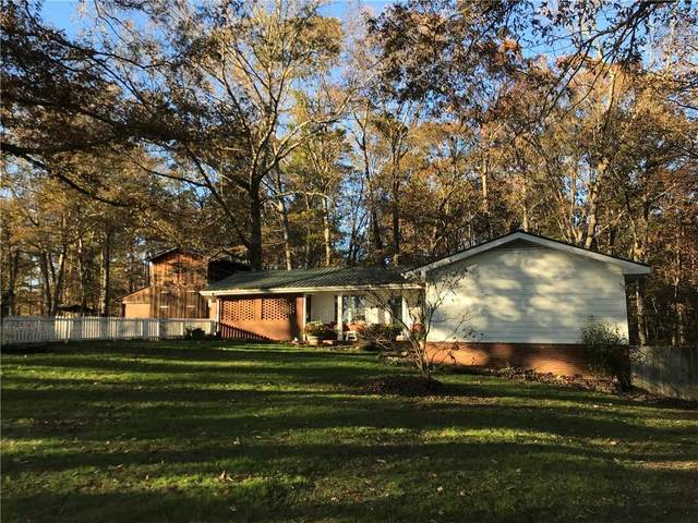 2550 Mountain Road, Milton, GA 30004 (MLS #6811879) :: North Atlanta Home Team