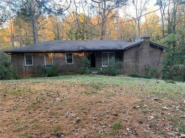 5888 Simone Drive, Stone Mountain, GA 30087 (MLS #6811893) :: North Atlanta Home Team