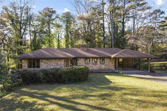 3435 Parkview Drive, College Park, GA 30337 (MLS #6811896) :: Dillard and Company Realty Group