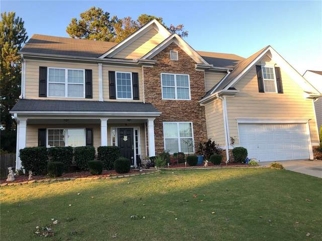 3208 Mcever Woods Trail NW, Acworth, GA 30101 (MLS #6811910) :: Path & Post Real Estate