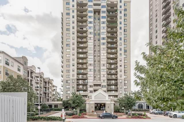 795 Hammond Drive #813, Sandy Springs, GA 30328 (MLS #6811913) :: 515 Life Real Estate Company