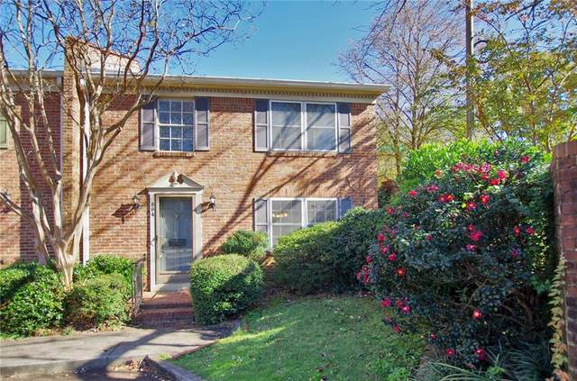 894 E Ponce De Leon Avenue, Decatur, GA 30030 (MLS #6811930) :: Path & Post Real Estate