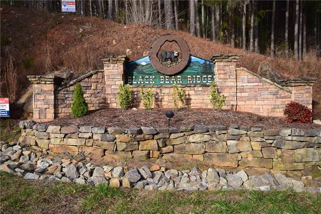00 Black Bear Ridge Road, Ellijay, GA 30536 (MLS #6811951) :: RE/MAX Prestige