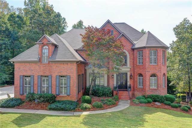 10625 Oxford Mill Circle, Alpharetta, GA 30022 (MLS #6811958) :: North Atlanta Home Team