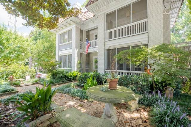 745 Monroe Drive NE #1, Atlanta, GA 30308 (MLS #6811976) :: Path & Post Real Estate