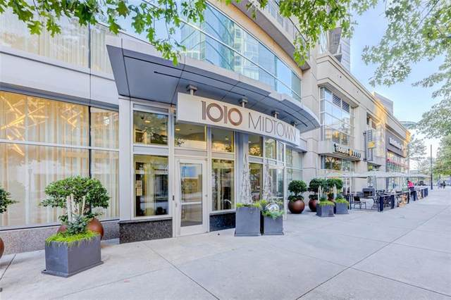 1080 Peachtree Street NE #909, Atlanta, GA 30309 (MLS #6812004) :: Oliver & Associates Realty